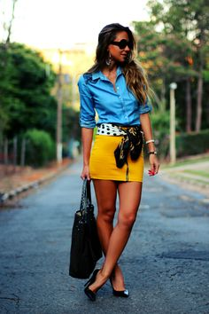 #fashion #fashionista Vanessa lenco-na-cintura