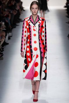 All the runway looks from Valentino: Paris Ready-to-Wear Autumn/Winter 2014/15