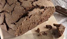 Ψωμί με χαρουπάλευρο, από το neadiatrofis.gr! Snack Recipes, Healthy Recipes, Snacks, Healthy Meals, Pretzel Bun, Banana Bread, Biscuits, Gluten Free, Pie