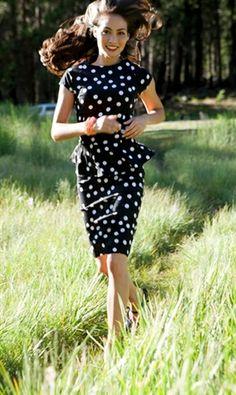 Women's retro, modest dresses LOVE