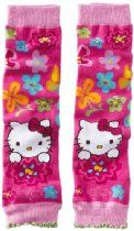 Hello Kitty Baby-Girls Infant In Bloom Leg Warmers