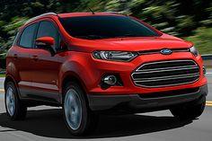 Ford EcoSport. Modelo 2014.