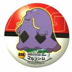 Pokemon 2006 Sapporo Ichiban Ramen AG Collection Series Swalot Sticker
