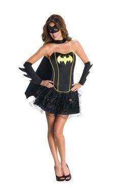 Mujer Mujer Adulto Con Licencia Disfraz De Superhéroe Halloween Ropa | eBay