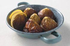 Higos al horno. Ingredientes, elaboración y consejos de las mejores recetas de la cocina típica y tradicional de Menorca y de la gastronomía de la isla.