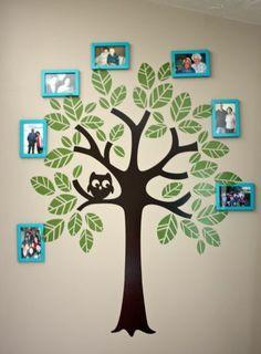 Fun Family Tree