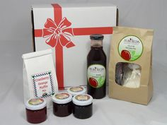 Breakfast for Two Gift Box from the Wisconsin Cranberry Discovery Center
