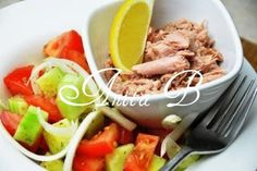 Scarsdale Diet Recipes: Tuna & Salad