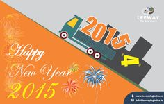 Let new beginnings signify new chapters filled with pages of success and happiness, written by the ink of hard work and intelligence. Leeway wishes all of you a Very Happy New Year - 2015