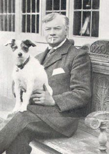 Jerome K. Jerome (to say nothing of the dog Montgomery)