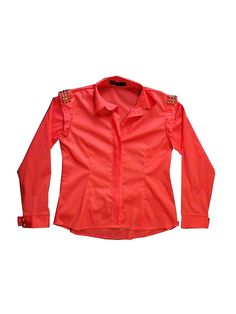 Camisa Coral Spikes
