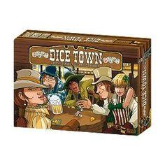 boutique jeux de société - pontivy - morbihan - ludis factory - dice town