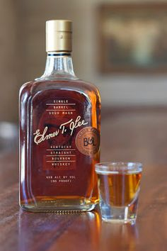 Elmer T. Lee Whiskey - If this isn't in your bar, your missing out.