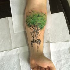 Life Tree Tattoo Art by @dn_alves Árvore da Vida - Daniel R Alves