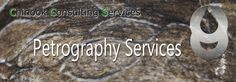 Petrography Services