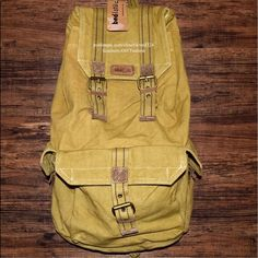 FREE PEOPLE Book Bag Intricate Rugged Travel ToteNWT.  Size: OS