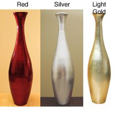 @Overstock - Enhance your home decor with this elegant decorative accessory Stylish vase will be a stunning centerpiece for your home or office Tall vase with a long neck resembles the graceful egret birdhttp://www.overstock.com/Home-Garden/Egret-44-inch-Tall-Floor-Vase-and-Birch-Branches/3016045/product.html?CID=214117 $121.49