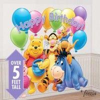 Scène Winnie Birthday