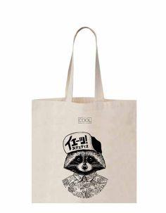 Tote Bag Tanuki