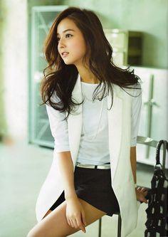 Nozomi Sasaki Japanese glamour model and former professional fashion model