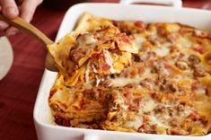 Lasagne au fromage