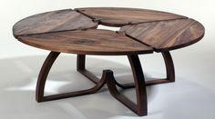 Coffee table by Mariel H. Manzur