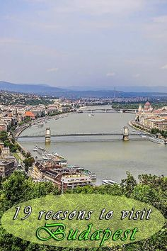 The most beautiful views, the most amazing squares and monuments. All the things to do in Budapest.