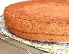Base de gâteau a fourrer