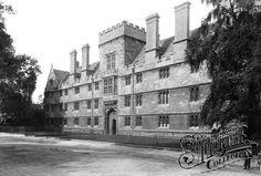 Wadham College 1902
