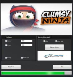 Clumsy Ninja Hack Download http://abiterrion.com/clumsy-ninja-hack-unlimited-coins-gems/