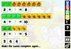 Split the Numbers Numbers, Cartoon, Math, How To Make, Kids, Young Children, Boys, Math Resources, Children