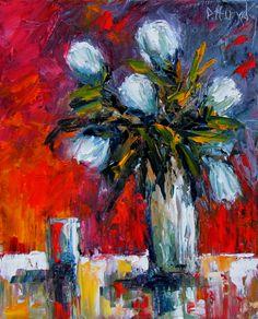 Debra Hurd | Palette Knife painter | Tutt'Art@ | Pittura * Scultura * Poesia * Musica |