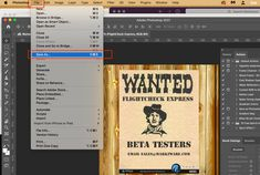Adobe Indesign, Adobe Photoshop, Desktop Publishing, David