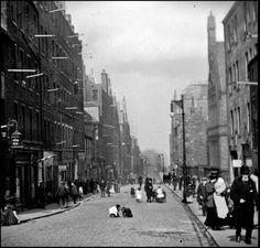 Canongate , Edinburgh c1905
