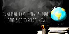 I just thought that for high scores you must study #high.