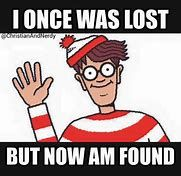 Be Waldo.