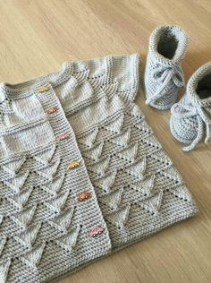 Car jacket and booties