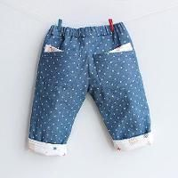 LITTLE STARS Pants Boy Girl 0 to 6 yrs  - via @Craftsy