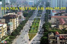Bán nhà mặt phố Nguyễn Chí Thanh
