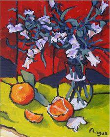 Por amor al arte: Angus Wilson Paintings I Love, Colorful Paintings, Watercolor Effects, Watercolor Art, Wilson Art, Abstract Flowers, Acrylic Art, New Artists, Artist Painting