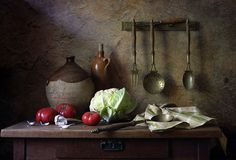 #still #life #photography • photo: ~ На старой кухне ~ | photographer: Елена Татульян | WWW.PHOTODOM.COM