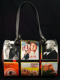 Alfred Hitchcock Doc Bag