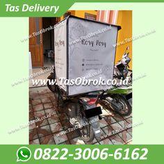 Delivery Bag, Jakarta, Box, Snare Drum