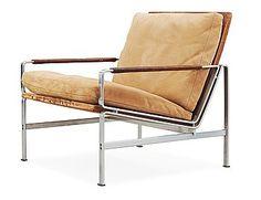 preben fabricius + jørgen kastholm / armchair for alfred kill Metal Furniture, Sofa Furniture, Furniture Design, Outdoor Furniture, Library Furniture, Furniture Stores, Bauhaus, Mid Century Modern Furniture, Cool Chairs