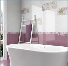 Entre nuestros revestimientos del catálogo 2014 presentamos esta serie Lynn para baños que enamoran  A new bathroom concept #ceranosa #picoftheday #instaceranosa #cevisama #interiordesign #bath #bathroom #WallTiles