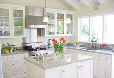 Kitchen white granite countertops 62+ Ideas for 2019