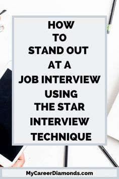 Do you want to ace your job interview? L:earn what the STAR interview technique is and how to apply it at an interview. The STAR interview method will help you to stand out and leave a great impressio Star Interview Questions, Job Interview Preparation, Interview Questions And Answers, Job Interview Tips, Job Interviews, Interview Dress, Job Interview Hairstyles, Behavioral Interview, Interview Techniques