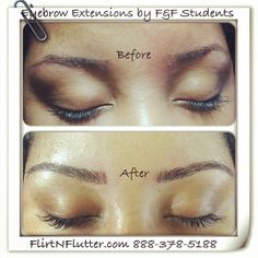 Brow Extensions Eyebrow Extensions, Flirting, Eyebrows, Cosmetics, Eye Brows, Beauty Products, Eyebrow, Arched Eyebrows, Lashes