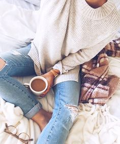Flawless winter outfits to copy now 28 - Outfit.GQ - Flawless winter outfits to copy now 28 – Outfit. Mode Outfits, Jean Outfits, Casual Outfits, Tumblr Fall Outfits, Fall Tumblr, Mode Chic, Mode Style, Looks Style, Style Me