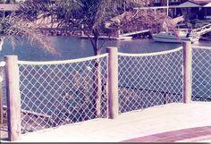 Emmett's Ropes - Balustrade